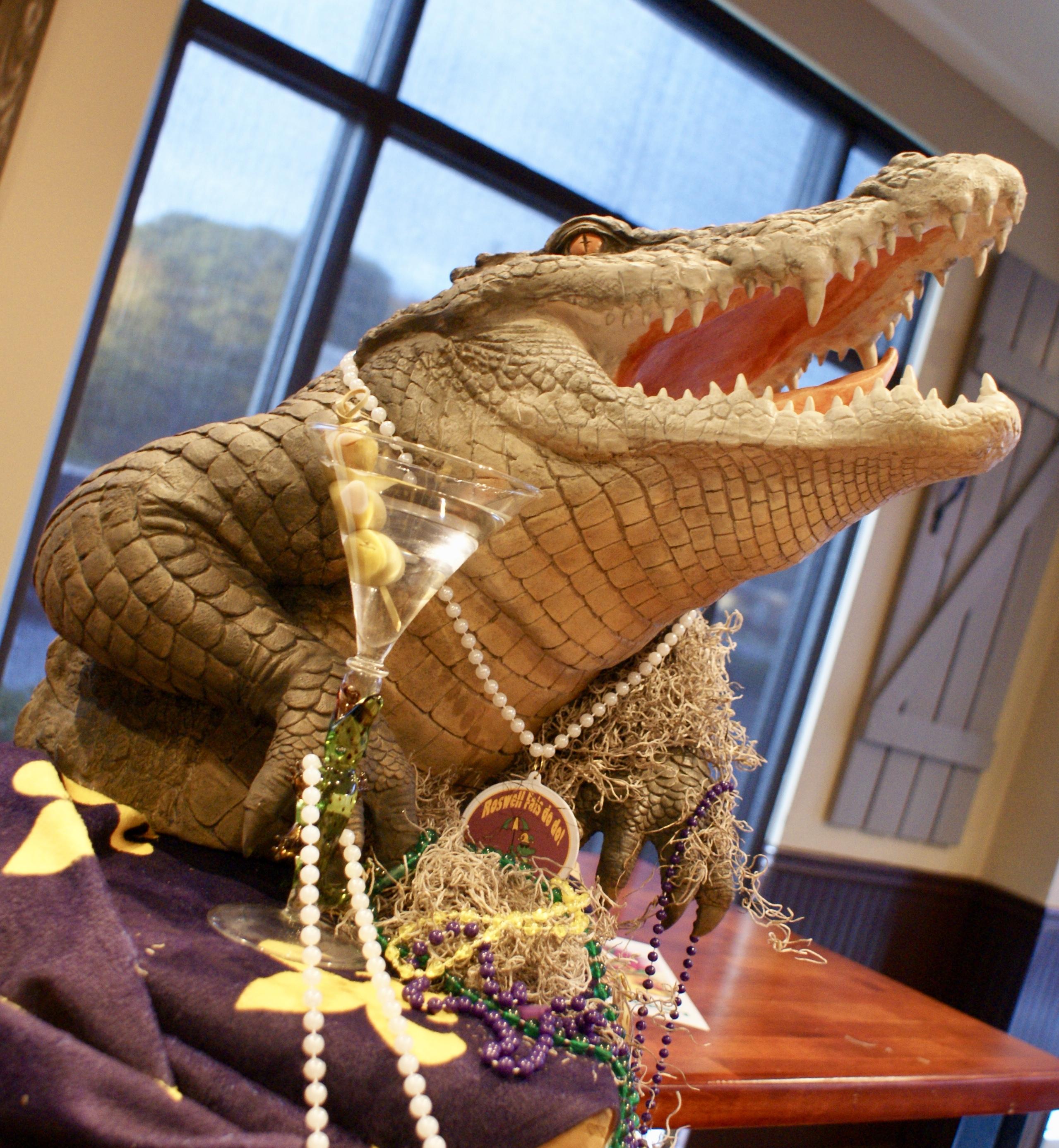 Boudreaux the Gator