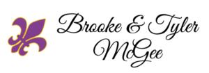 Brooke & Tyler McGee