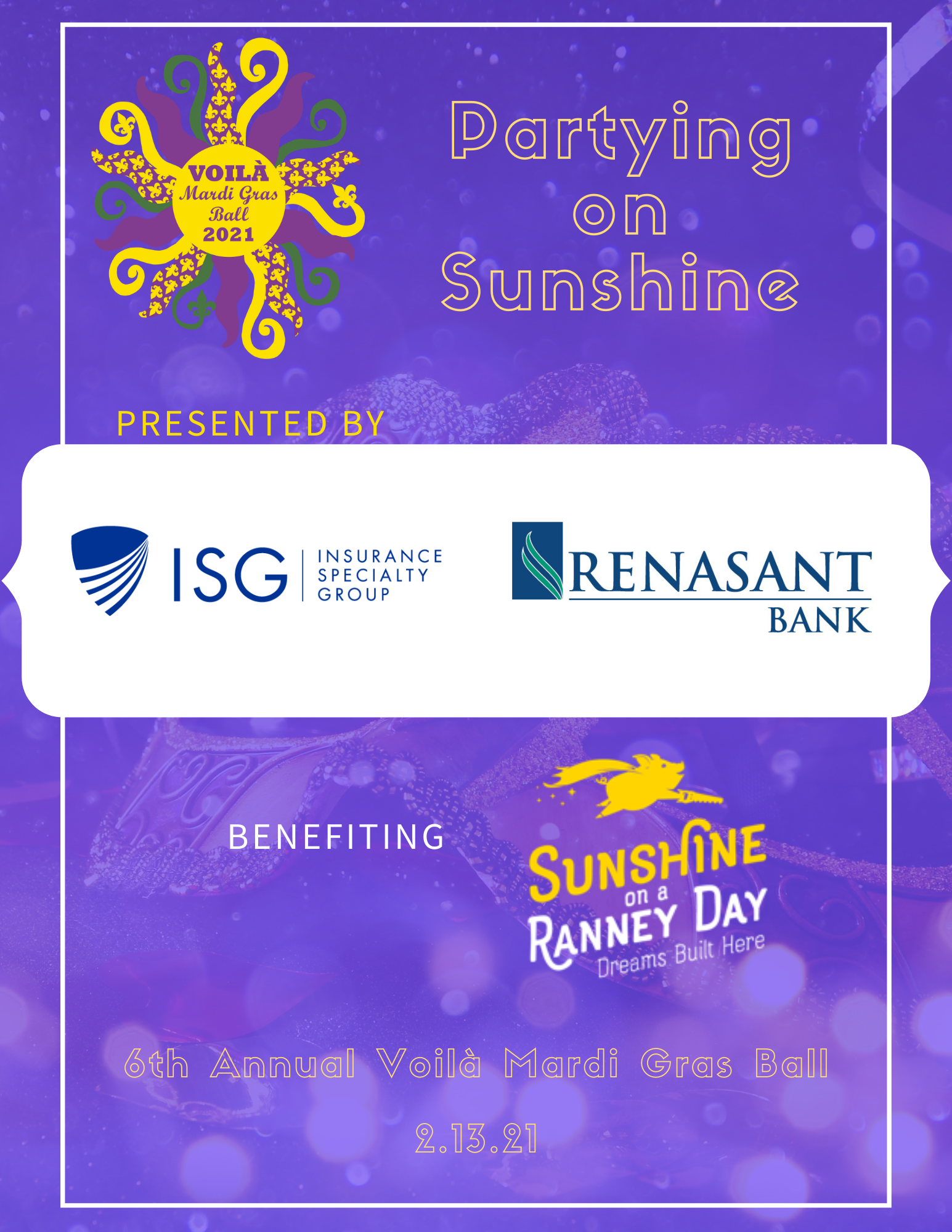 Partying on Sunshine Digital Program